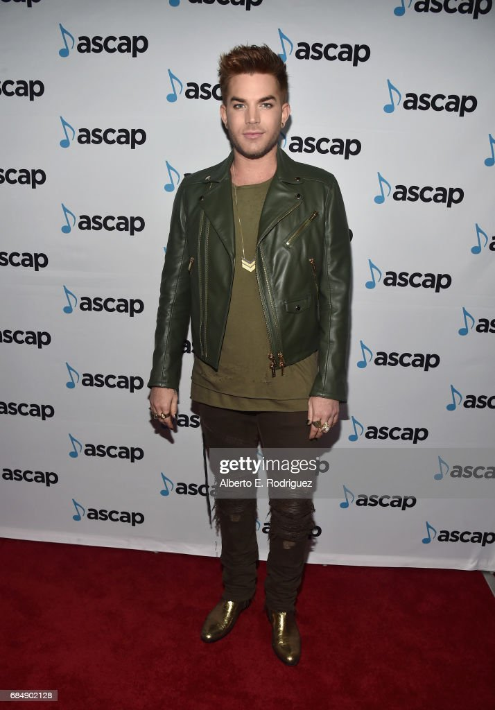 2017 ASCAP Pop Awards - Red Carpet