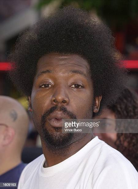 Musician Afroman attends the premiere of the film 'Jay and Silent Bob Strike Back' August 15 2001 in Los Angeles CA