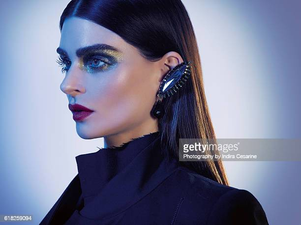 Musician Aimee Osbourne aka ARO is photographed for The Untitled Magazine on March 31 2015 in New York City PUBLISHED IMAGE CREDIT MUST READ Indira...