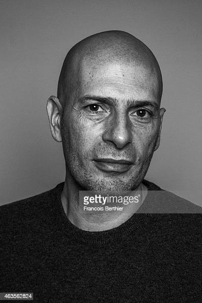 Musician Akhenaton is photographed for Self Assignment on December 16 2014 in Paris France