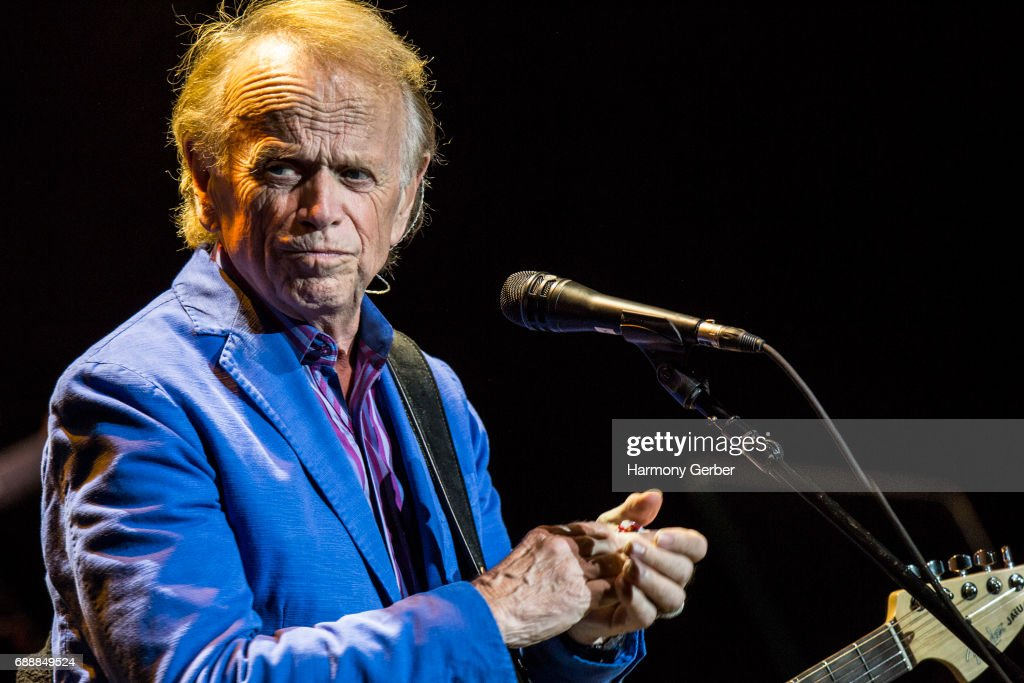 Musician Al Jardine performs at the Pantages Theatre on May 26, 2017 in Hollywood, California.