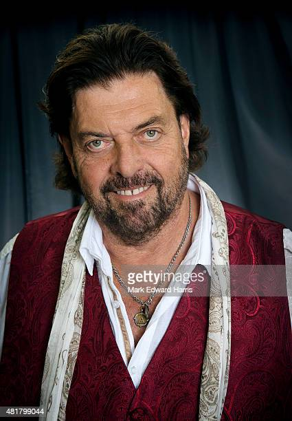 Musician Alan Parsons is photographed at the Quebec Music Festival in Quebec City for Self Assignment on July 16 2015