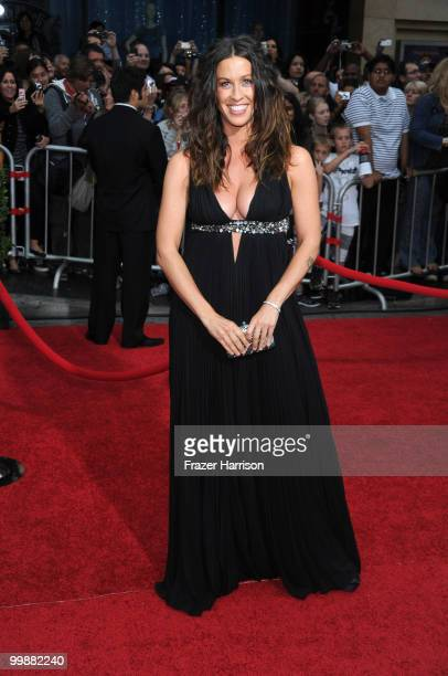Musician Alanis Morissette arrives at the premiere of Walt Disney Pictures' 'Prince Of Persia The Sands Of Time' held at Grauman''s Chinese Theatre...