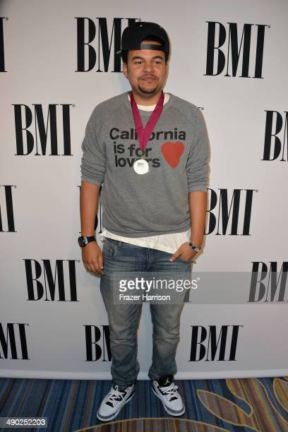Musician Alex Da Kid attends the 62nd annual BMI Pop Awards at the Regent Beverly Wilshire Hotel on May 13 2014 in Beverly Hills California