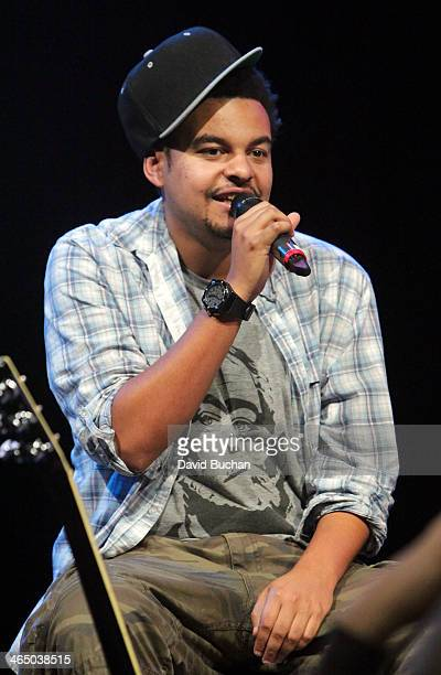 Musician Alex Da Kid attends the BMI Presents Annual How I Wrote That Song PreGrammy Event at House of Blues Sunset Strip on January 25 2014 in West...