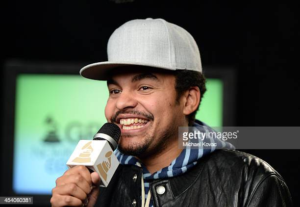 Musician Alex da Kid attends The GRAMMY Nominations Concert Live Countdown to Music's Biggest Night at Nokia Theatre LA Live on December 6 2013 in...