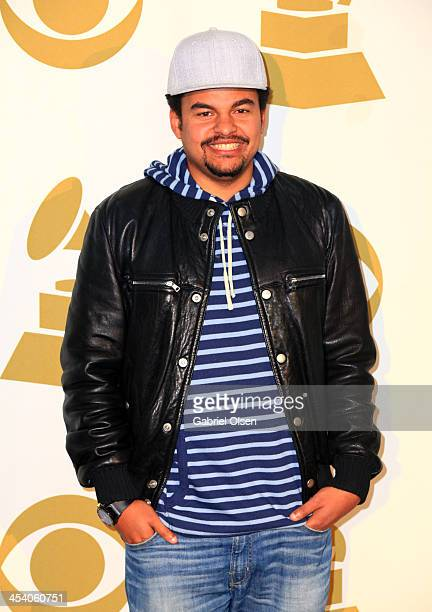 Musician Alex da Kid poses in the press room during The GRAMMY Nominations Concert Live Countdown to Music's Biggest Night at Nokia Theatre LA Live...