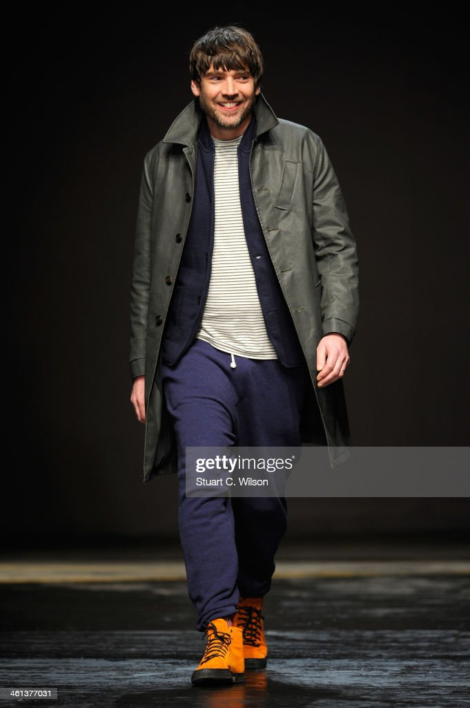 Oliver Spencer: Runway - London Collections: Men AW14