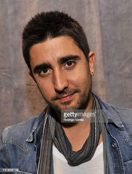 Musician Alex Ubago attends the 12th Annual Latin GRAMMY Awards Univision Radio Remotes held at the Mandalay Bay Events Center on November 7 2011 in...