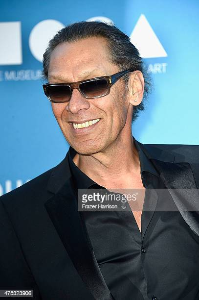 Musician Alex Van Halen attends the 2015 MOCA Gala presented by Louis Vuitton at The Geffen Contemporary at MOCA on May 30 2015 in Los Angeles...