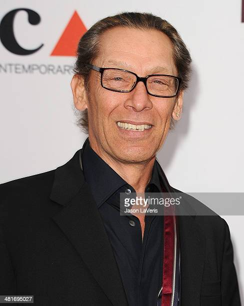 Musician Alex Van Halen attends the MOCA 35th anniversary gala celebration at The Geffen Contemporary at MOCA on March 29 2014 in Los Angeles...