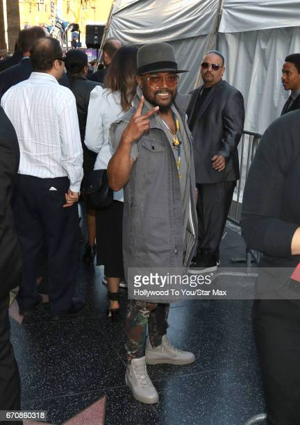 Musician Allan Lindo aka apldeap is seen on April 19 2017 in Los Angeles California