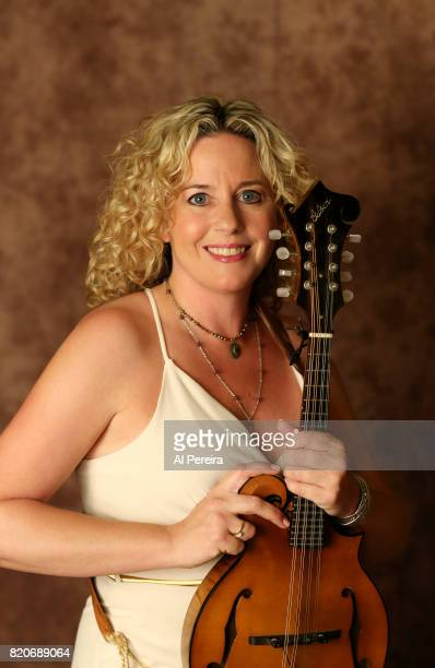Musician Amy Helm poses for a portrait at City Winery on July 6 2017 in New York City