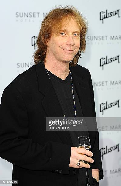 Musician and actor Bill Mumy who played the part of Will Robinson in the 1960's television series 'Lost in Space' arrives for the Sunset Marquis...