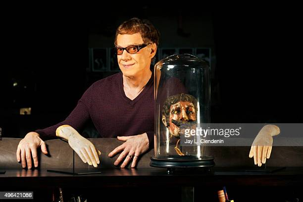 Musician and composer Danny Elfman is photographed for Los Angeles Times on October 19 2015 in Los Angeles California PUBLISHED IMAGE CREDIT MUST...