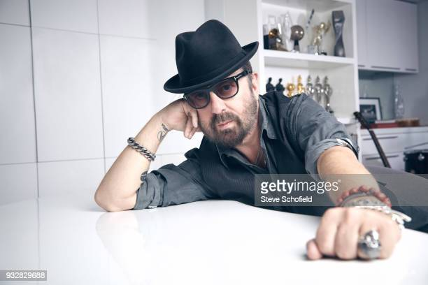 Musician and composer Dave Stewart is photographed for The Times on November 7 2012 in Los Angeles California