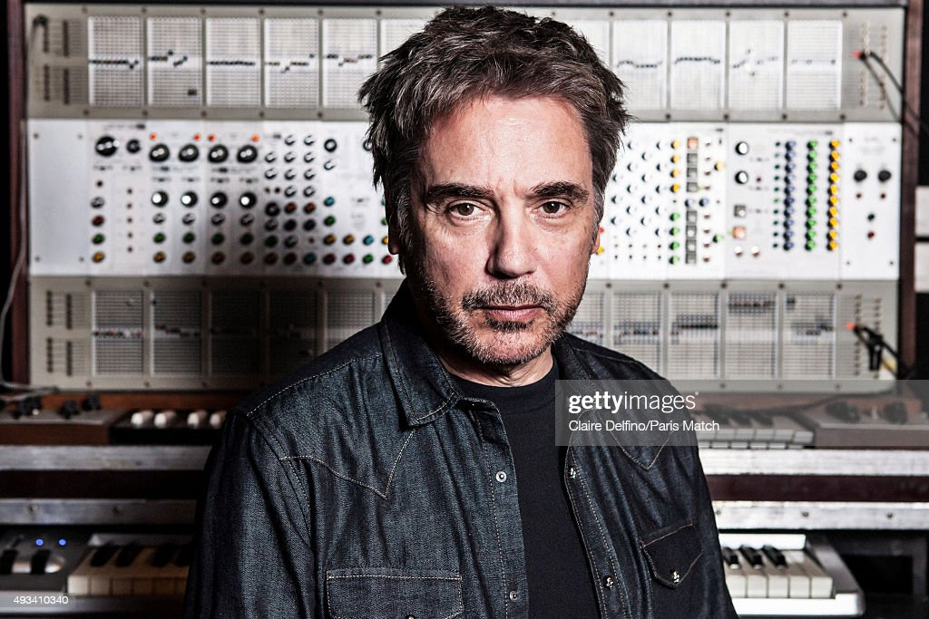Jean Michel Jarre, Paris Match Issue 3465, October 21, 2015
