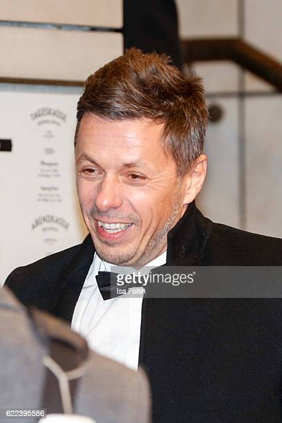 Musician and DJ Michi Beck attends the GQ Men of the year Award 2016 at Komische Oper on November 10 2016 in Berlin Germany