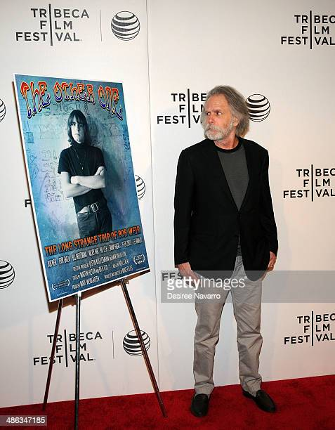 """Musician and founding member of the Grateful Dead, Bob Weir attends the screening of """"The Other One: The Long, Strange Trip of Bob Weir"""" during the..."""
