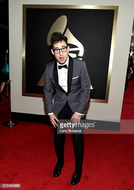 Musician and producer Jack Antonoff attends The 58th GRAMMY Awards at Staples Center on February 15 2016 in Los Angeles California