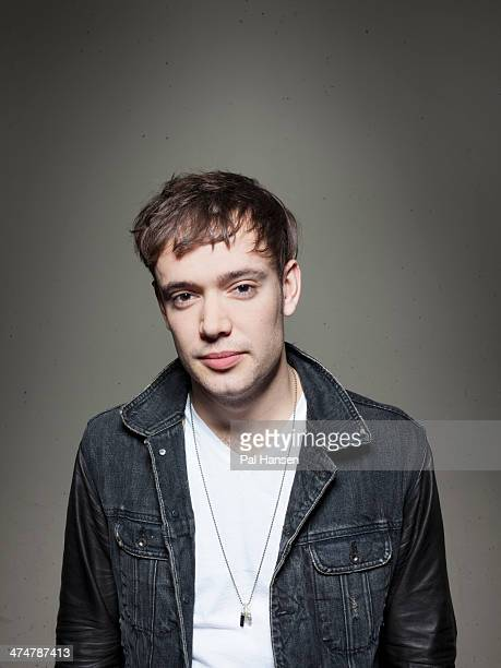Musician and singer Ben Lovett of folk rock band Mumford Sons are photographed for Time Out on April 11 2013 in London England