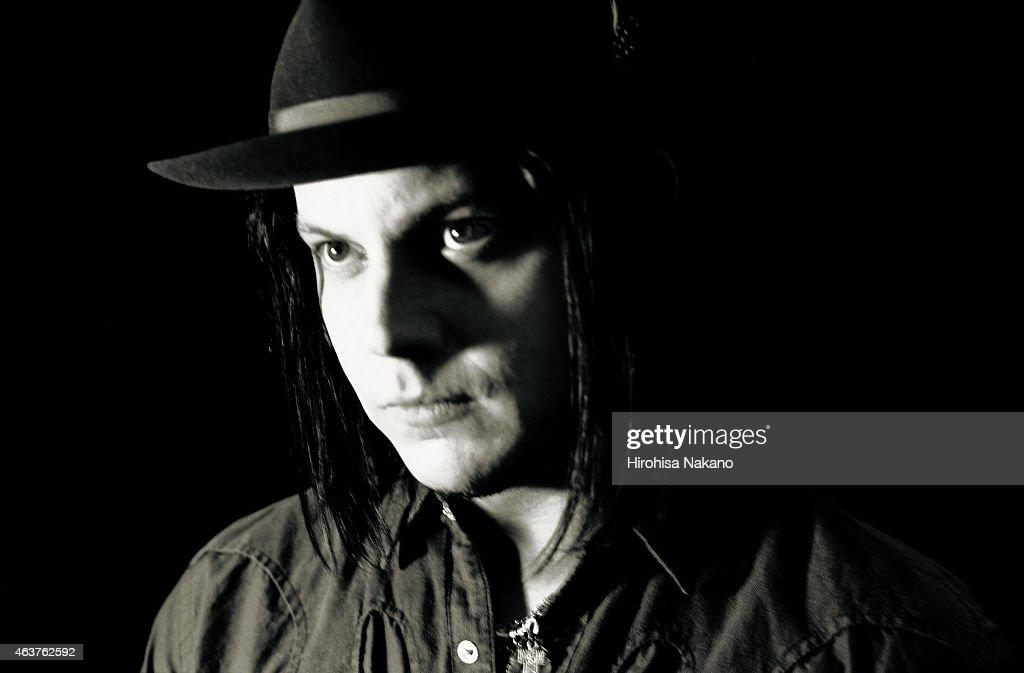 Jack White, Portrait shoot, August 22, 2006
