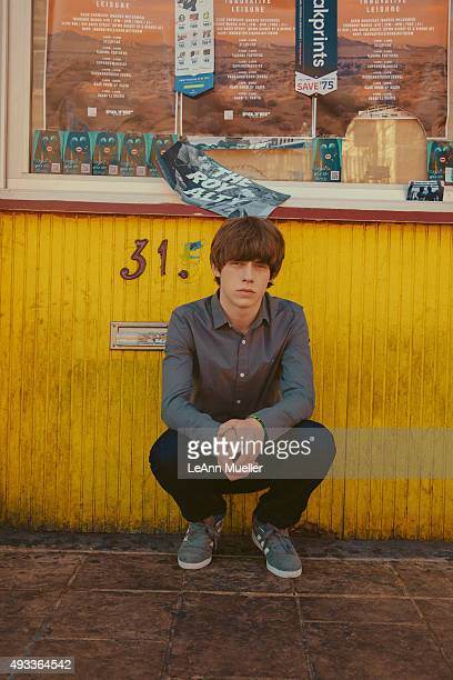 Musician and singer Jake Bugg is photographed for Rolling Stone Magazine on March 1 2013 in Austin Texas
