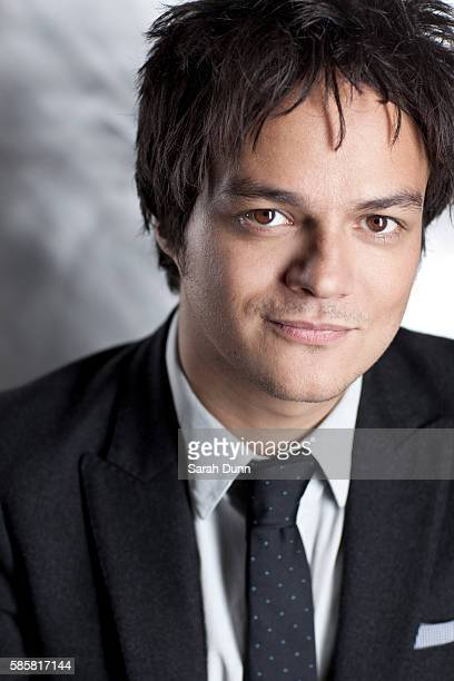 Musician and singer Jamie Cullum is photographed for Empire magazine on March 30 2014 in London England