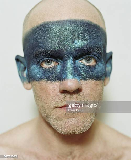 Musician and singer Michael Stipe poses for a portrait shoot in Rome Italy