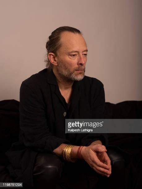 Musician and singer Thom Yorke is photographed for Die Zeit magazine on June 10 2019 in London England