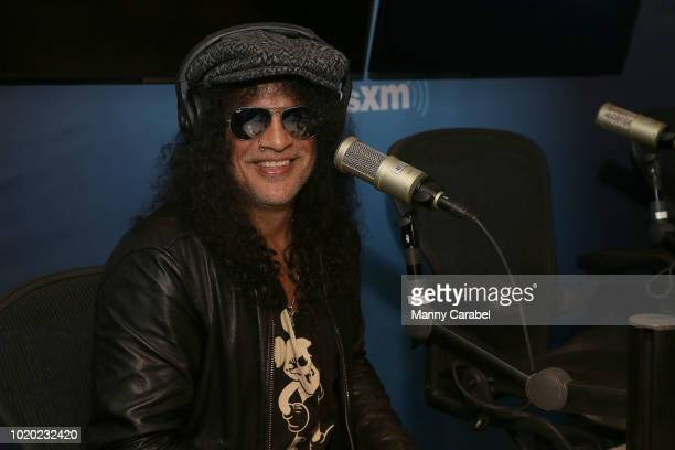 Zack Feinberg of the rock band The Revivalists visits SiriusXM Studios on August 20 2018 in New York City