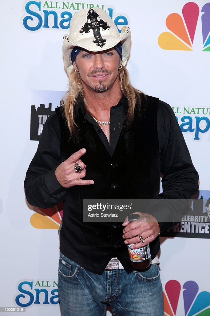 Musician and winner Bret Michaels attends 'The Celebrity Apprentice' Season 3 finale after party at Trump SoHo on May 23, 2010 in New York City.