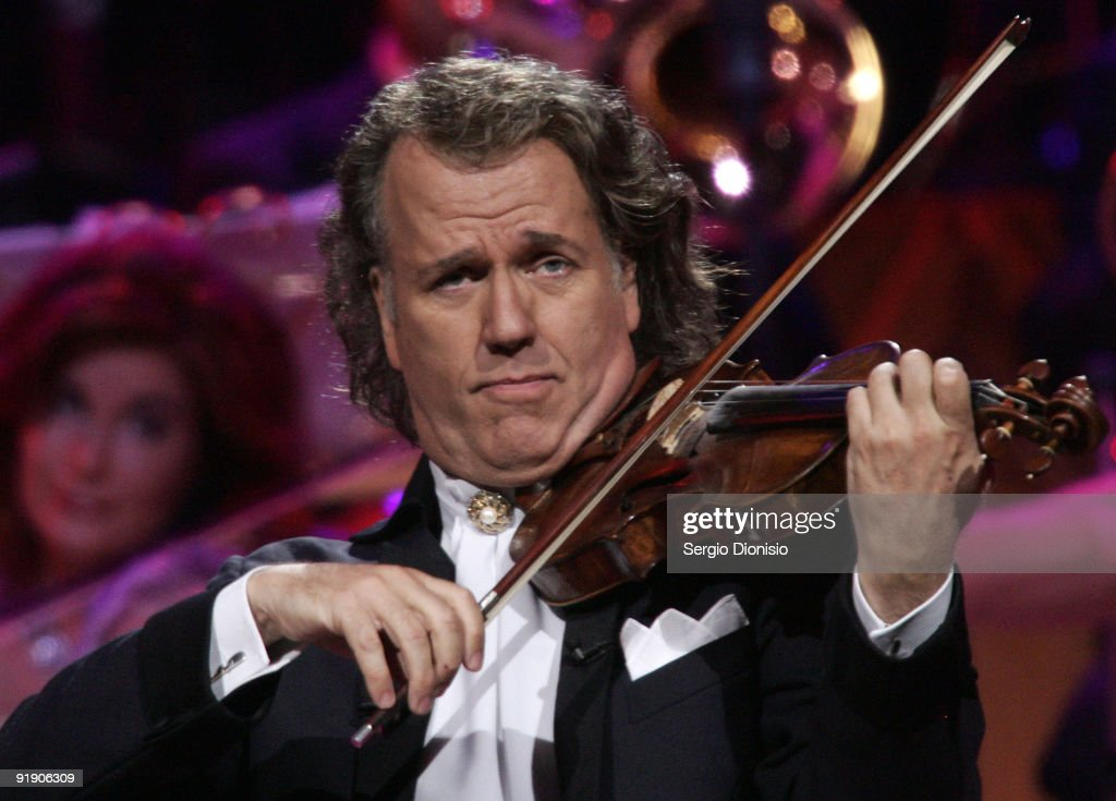 Andre Rieu Performs In Sydney