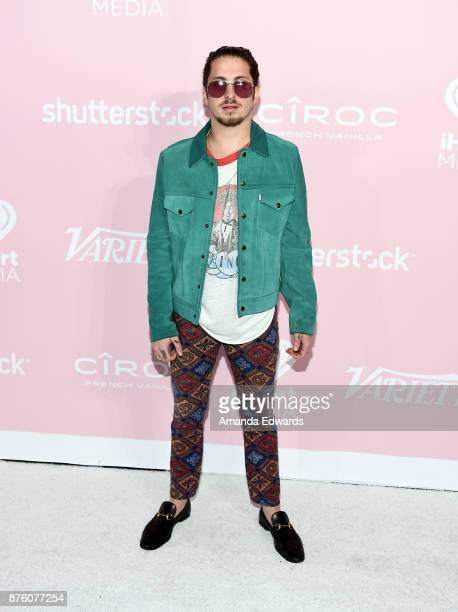 Musician Andrew Watt arrives at Variety's 1st Annual Hitmakers Luncheon at Sunset Tower on November 18 2017 in Los Angeles California