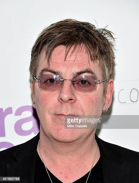 Musician Andy Rourke attends LilySarahGrace Presents Color Outside The Lines on October 25 2014 in New York City