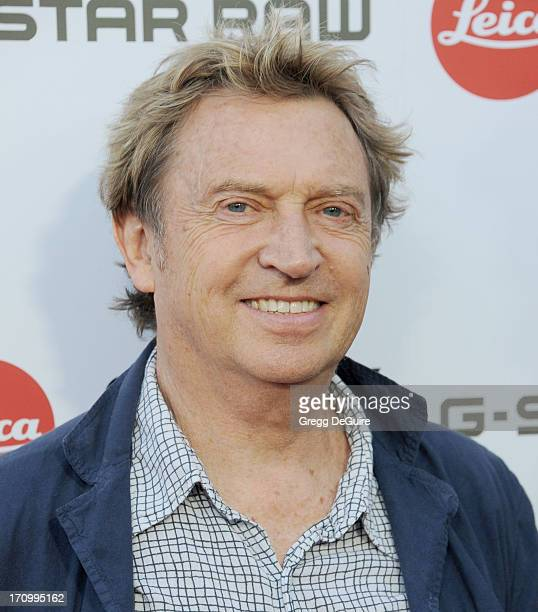 Musician Andy Summers arrives at the Leica Store Los Angeles grand opening at Leica on June 20 2013 in Los Angeles California