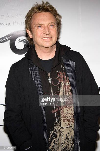Musician Andy Summers from The Police attends W Magazine Christian Dior Celebrate Opening of The Annenberg Space for Photography on March 26 2009 in...