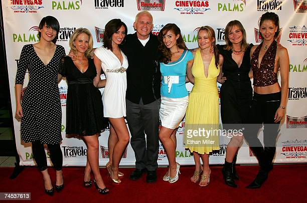 Musician Anjel Emme actress Jaimie Beebe actress Najarra Townsend director Dan Peterson Roxanne Arvizu actress Chauntae Davies actress Kym Jackson...