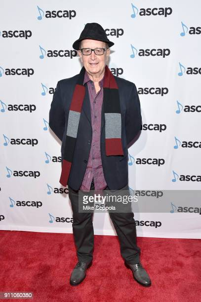 Musician Antonio Adolfo attends the 2018 ASCAP Grammy Nominees Reception at Top of The Standard Hotel on January 27 2018 in New York City