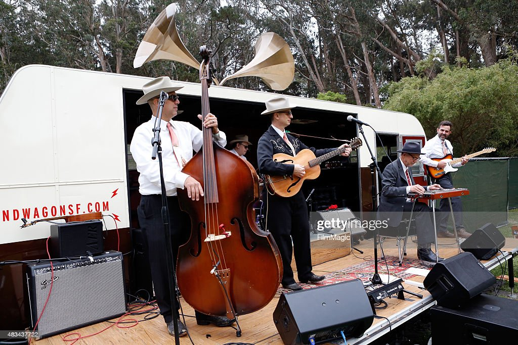 2015 Outside Lands Music And Arts Festival - Presidio Stage - Day 2 : News Photo