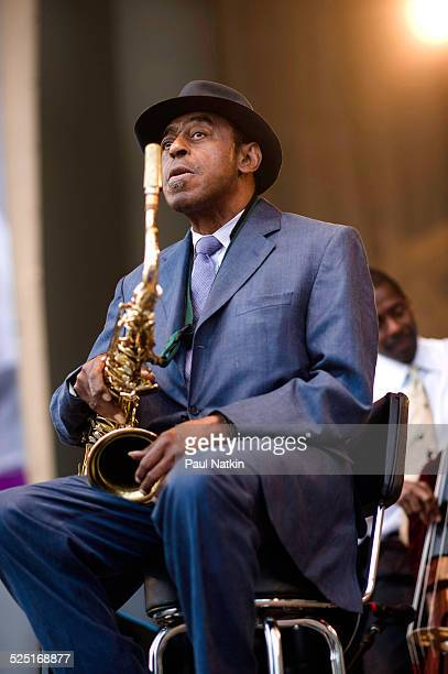 Musician Archie Shepp at the Chicago Jazz Festival Chicago Illinois September 6 2009