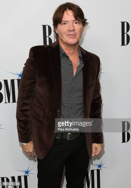 Musician Arthur Hanlon attends the 25th annual BMI Latin Awards at the Beverly Wilshire Four Seasons Hotel on March 20 2018 in Beverly Hills...
