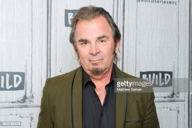 Musician/ Author Jonathan Cain of the band Journey visits the BUILD Series to discuss his new book Don't Stop Believin' The Man the Band and the Song...