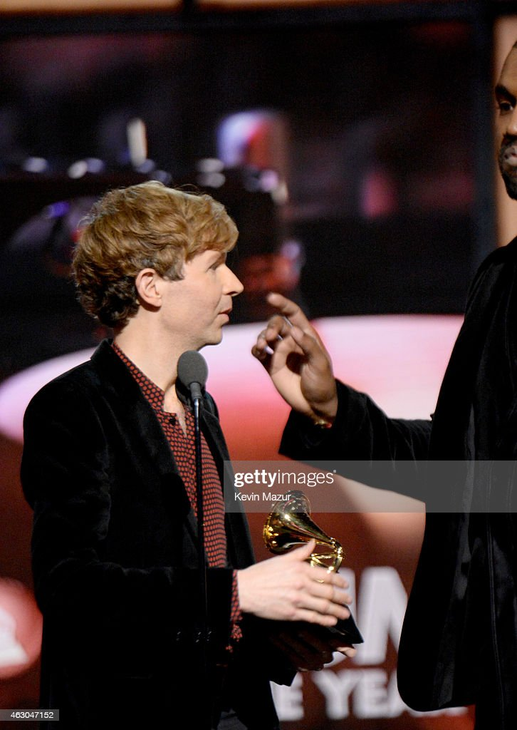 The 57th Annual GRAMMY Awards - Show : News Photo