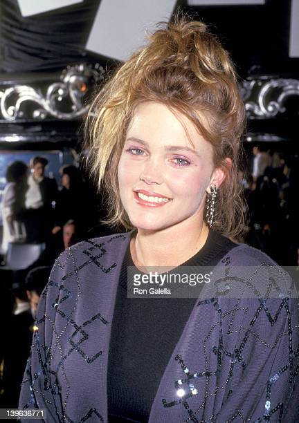 Musician Belinda Carlisle of The GoGo's attends the Taping of the Television Concert Special 'Cinemax Sessions The Legendary Ladies' on February 19...