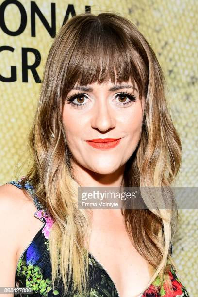 Musician BELLSAINT attends the premiere of National Geographic's 'The Long Road Home' at Royce Hall on October 30 2017 in Los Angeles California