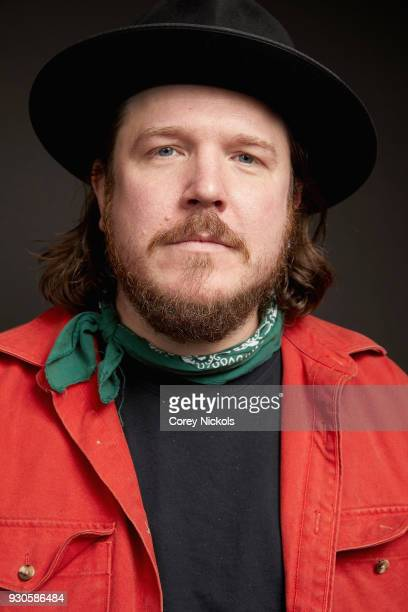 Musician Ben Dickey from the film 'Blaze' poses for a portrait in the Getty Images Portrait Studio Powered by Pizza Hut at the 2018 SXSW Film...