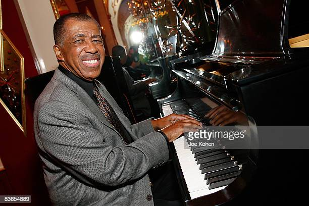Musician Ben E. King attends the 5th anniversary of Ten O'clock Classics at The Russian Tea Room on November 11, 2008 in New York City.