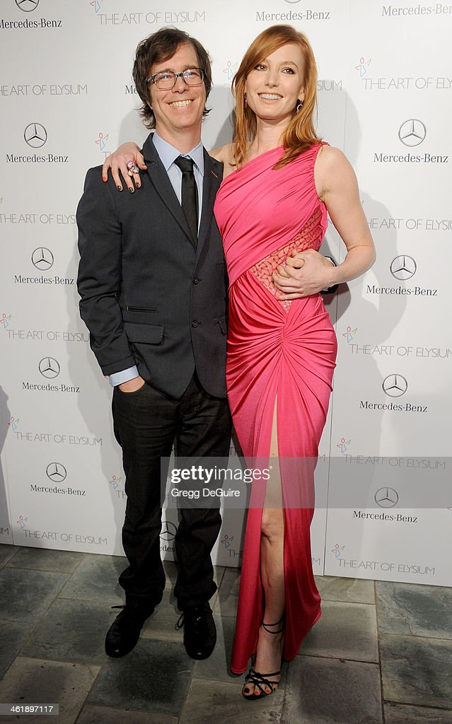 The Art of Elysium's 7th Annual HEAVEN Gala Presented By Mercedes-Benz - Arrivals