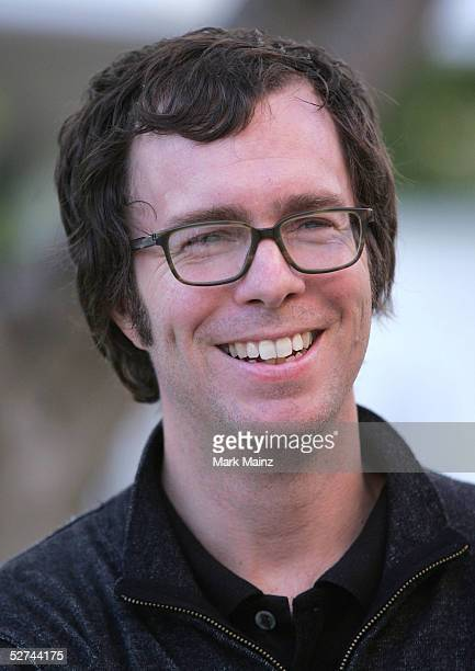 Musician Ben Folds attends the 'Hollywood Charity Horse Show' at the Los Angeles Equestrian Center Equidome on April 30 2005 in Los Angeles California